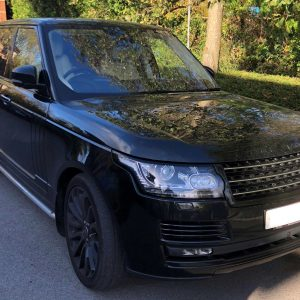 RCL Express Ltd - Range-Rover Car